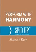 Cover for 'Perform with order and harmony'