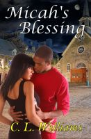 Cover for 'Micah's Blessing'