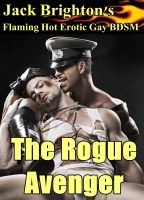 Cover for 'The Rogue Avenger (Flaming Hot Erotic Gay BDSM)'