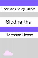 Cover for 'Siddhartha (A BookCaps Study Guide)'