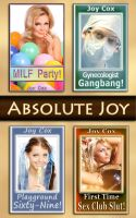 Cover for 'Absolute Joy (Joy Cox Explicit Erotica Collection #5)'