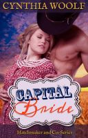 Cover for 'Capital Bride'