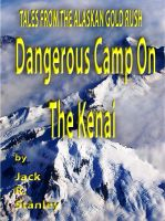 Cover for 'Dangerous Camp On the Kenai'