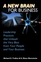 Cover for 'The New Brain for Business'