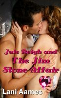 Cover for 'Jule Reigh and the Jim Stone Affair'