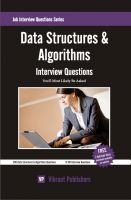 Cover for 'Data Structures & Algorithms Interview Questions You'll Most Likely Be Asked'