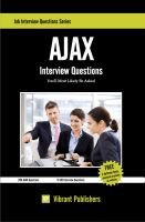 Cover for 'AJAX Interview Questions You'll Most Likely Be Asked'
