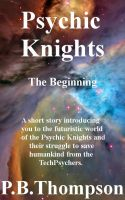 Cover for 'Psychic Knights - The Beginning'