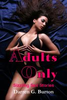 Cover for 'Adults Only: Sizzling Sex Stories'