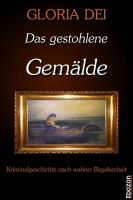 Cover for 'Das gestohlene Gemälde'