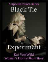 Cover for 'The Black Silk Tie Experiment A Special Touch Series Short Story'