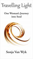 Cover for 'Travelling Light - One Woman's Journey into Soul'