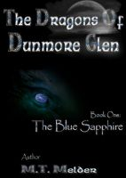 Cover for 'The Blue Sapphire'
