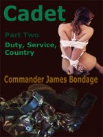 Cover for 'Cadet: Duty, Service, Country'