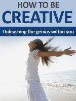 Cover for 'How To Be Creative'