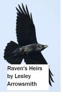 Cover for 'Raven's Heirs'
