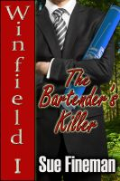 Cover for 'The Bartender's Killer'