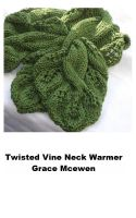 Cover for 'Twisted Vine Neckwarmer'