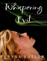 Cover for 'Whispering Evil (Midnight Guardian Series, Book 2)'