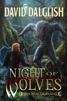 Cover for 'Night of Wolves (The Paladins #1)'