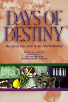 Cover for 'Days of Destiny'