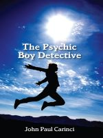 Cover for 'The Psychic Boy Detective'