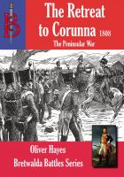 Cover for 'The Retreat to Corunna'