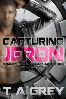 Cover for 'Capturing Jeron'