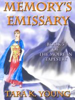 Cover for 'Memory's Emissary'
