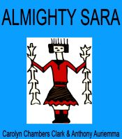 Cover for 'Almighty Sara'