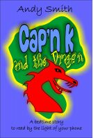 Cover for 'Cap'n K and the Dragon'