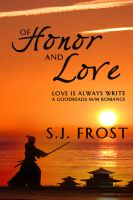 Cover for 'Of Honor and Love'