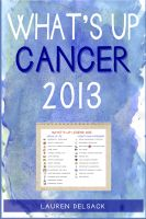Cover for 'What's Up Cancer 2013'