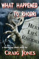 Cover for 'What Happened to Rhodri'