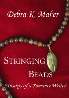 Cover for 'Stringing Beads - Musings of a Romance Writer'
