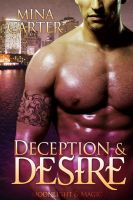 Cover for 'Deception & Desire - Moonlight & Magic, Book Three'