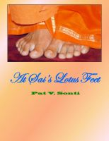 Cover for 'At Sai's Lotus Feet'