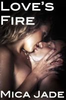 Cover for 'Love's Fire (An Erotic / Erotica Light BDSM Romance)'
