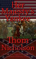 Cover for 'Her Majesty's Yankee'