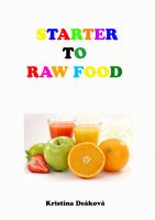 Cover for 'Starter to Raw Food EN'