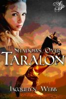 Cover for 'Shadows Over Taralon'