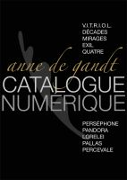 Cover for 'Catalogue Numérique'