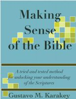 Cover for 'Making Sense of the Bible'