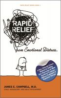 Cover for 'Rapid Relief From Emotional Distress'