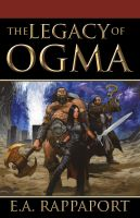 Cover for 'The Legacy of Ogma'
