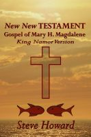 Cover for 'New New Testament Gospel of Mary H. Magdalene'