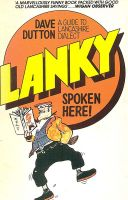 Cover for 'Lanky Spoken Here!'