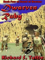 Cover for 'Dwarven Ruby (Sword of Heavens #4)'