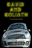 Cover for 'David AND Goliath'