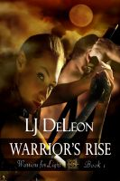 Cover for 'Warrior's Rise'